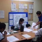 スタッフへの役割教育
