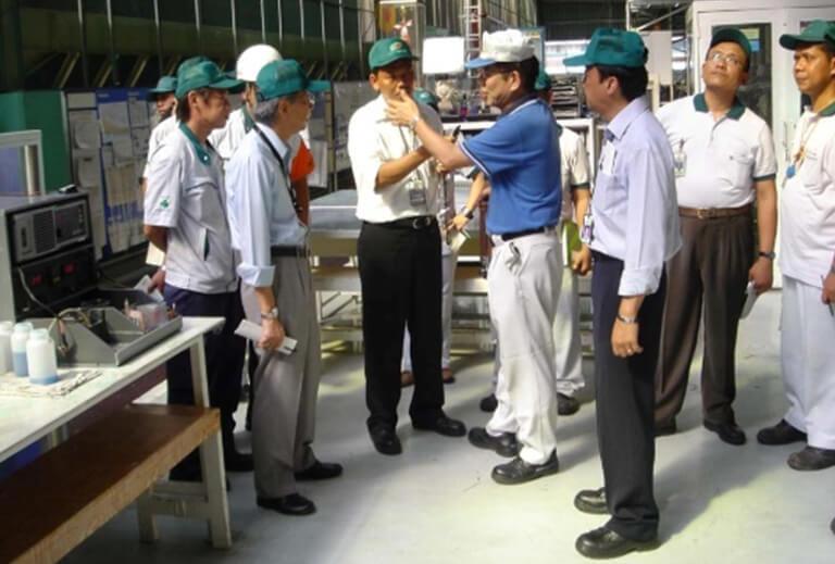 工程の日常管理