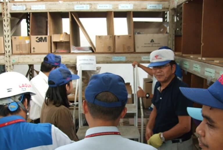 海外子会社の工場運営のやり方